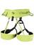 Camp Jasper CR 3 Klatresele grøn/sort